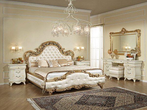 Несомненно, кровать – царица торжественности!