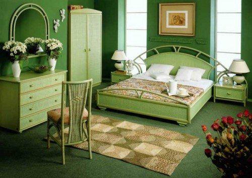 Невероятная свежесть зеленого