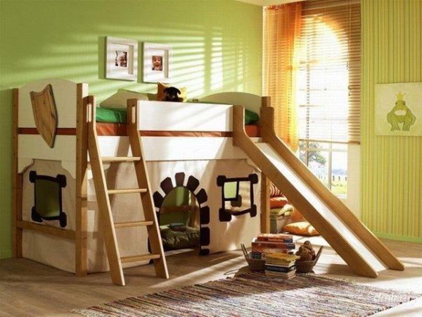 Обустройство спальни сыновьям и дочкам – увлекательное занятие, прежде всего, для родителей!