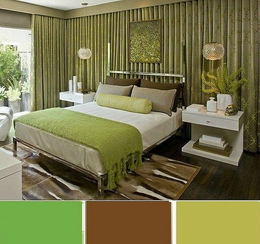 Оформление комнаты в спокойных тонах – самое верное решение!
