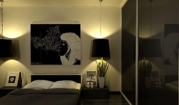 Оформление спальной комнаты должно соответствовать индивидуальным потребностям человека.