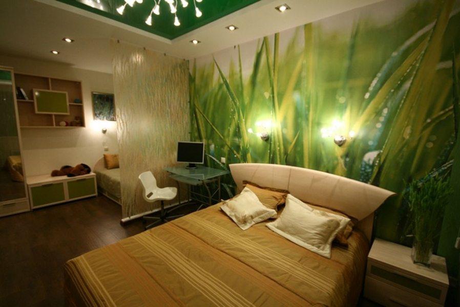 Освещение в современной спальне играет одну из важных ролей при создании такого интерьера.