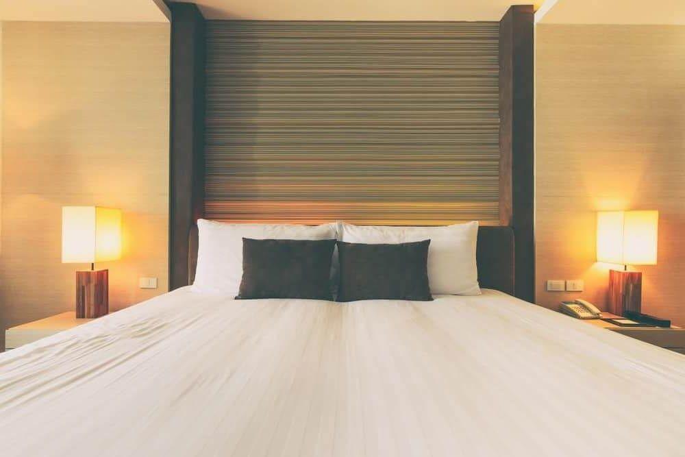 освещение в спальне по правилам фен шуй