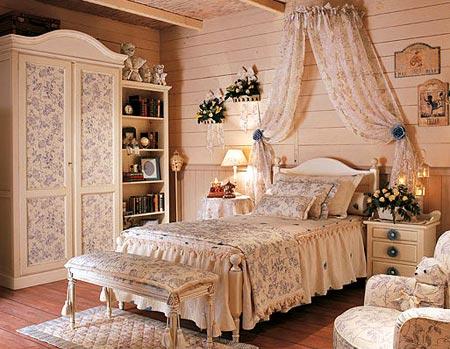 Спальня в стиле прованс своими руками