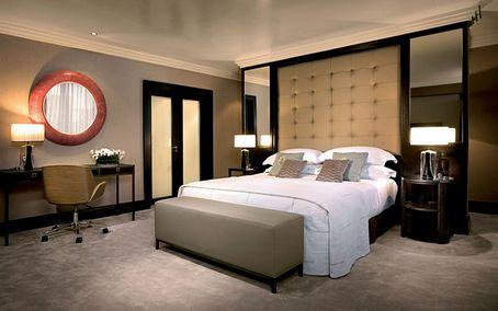 Планировка и обустройство спальни 18 кв м одно удовольствие – перечень предметов невелик и места вполне достаточно