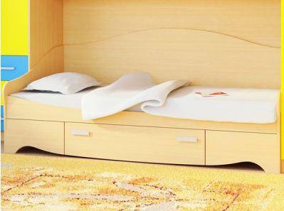 Подростковая кровать с ящиками