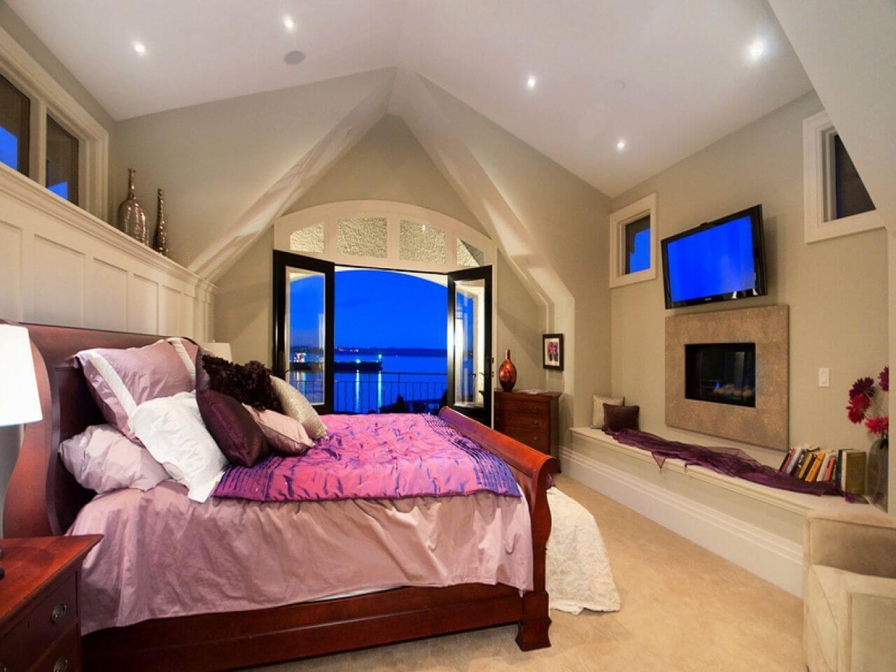 изящная спальня из гкл