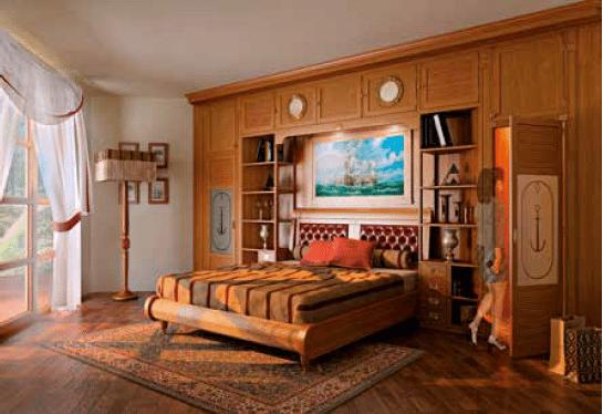 Пример мебели для спальни