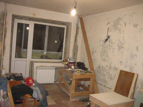 Приступать к планированию оформления комнаты нужно еще на стадии черновых работ или даже перед началом всего ремонта