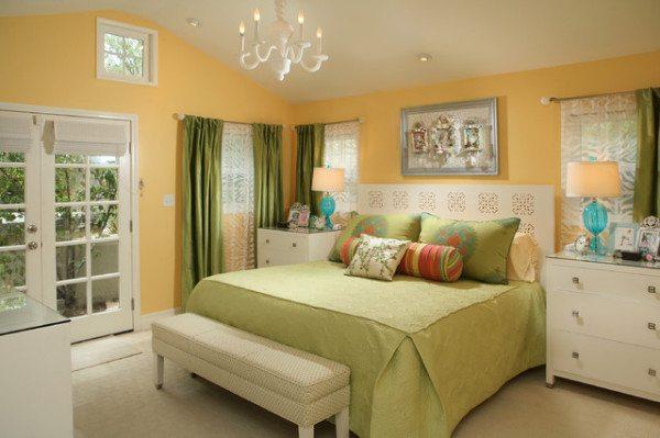 Приятная атмосфера располагает к полноценному отдыху, и неважно, сколько метров составляет площадь спальни.