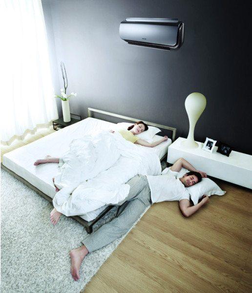 Приятная прохлада – именно то, что нужно для комфортного сна в летнюю жару