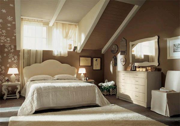 Простой вариант комнаты в английском стиле