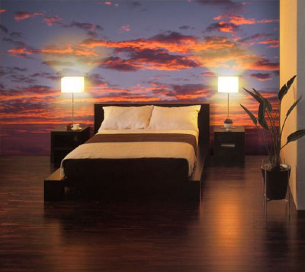 Пылающий закат или нежный восход? Все зависит от времени суток