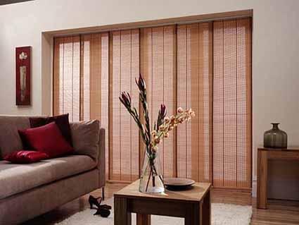 Роллеты из бамбука