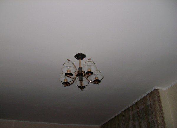 Ровные потолки никогда не выйдут из моды