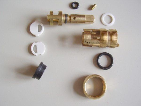 Ремонт керамической кран буксы