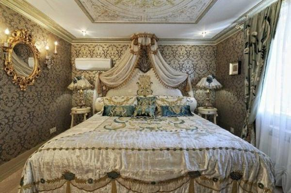 Шикарное постельное белье, тяжелые и плотные шторы – особенности подбора текстиля