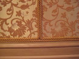 Шикарную поверхность очень хорошо подчеркивает наклеенный джутовый или льняной шнур