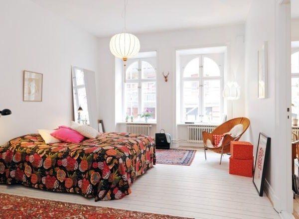 Скандинавский стиль привлекателен ненавязчивостью и простором