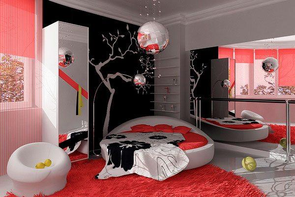 Спальня для дочери 12 лет.