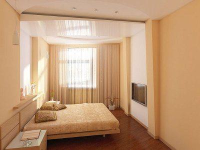 Спальня должна быть уютной и располагать к отдыху.