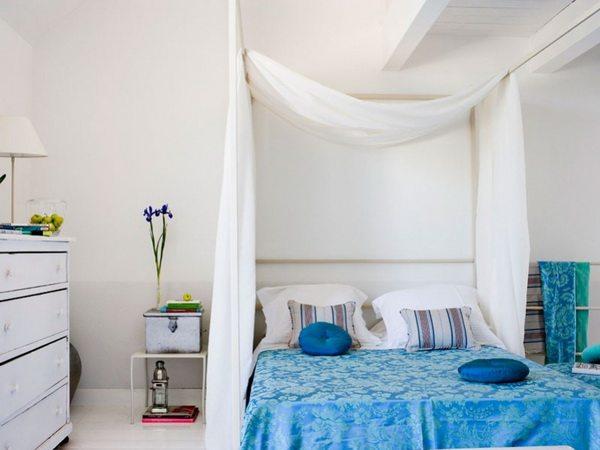 Средиземноморский стиль притягивает своей неповторимостью и чистотой