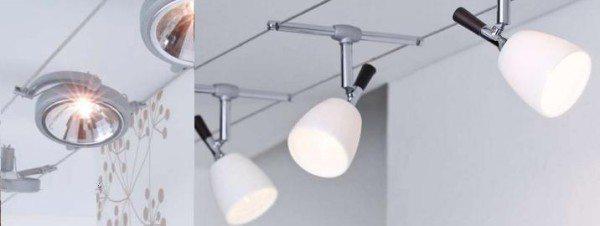 Светильники подвесные в спальню в стиле хай-тек