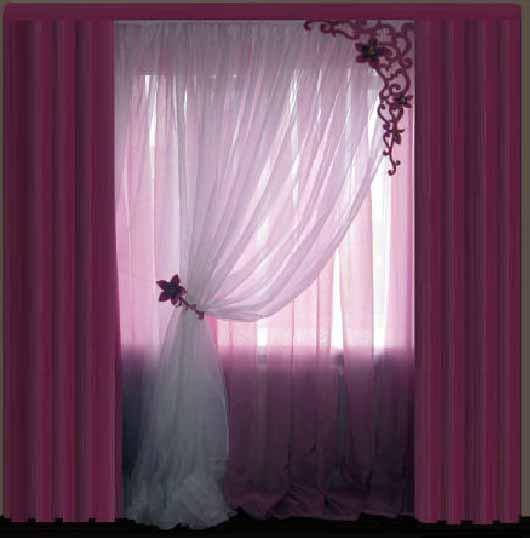 Уют, спокойствие, умиротворенность – шторы в спальне с успехом решают эти задачи