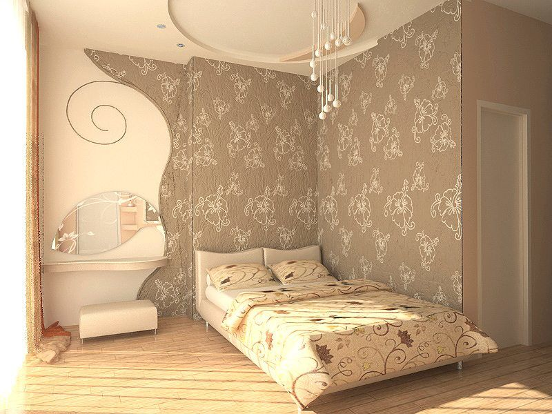 Дизайн спальни гостиной детской фото