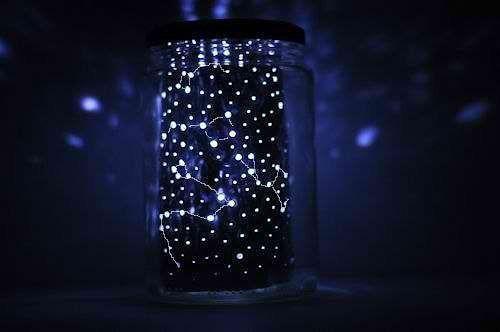 Все созвездия празднично сияют.