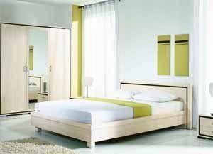 Встроенный шкаф купе в спальню может использовать особенности планировки комнаты, которые вы предусмотрительно создали своими руками («I»)