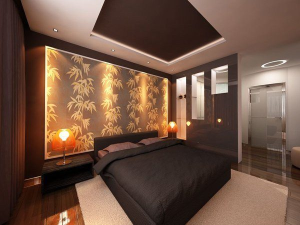 Заказная мебель, гармонично сочетающаяся с отделкой помещения, а также правильно спроектированное освещение, позволяют добиться неповторимости в интерьере.