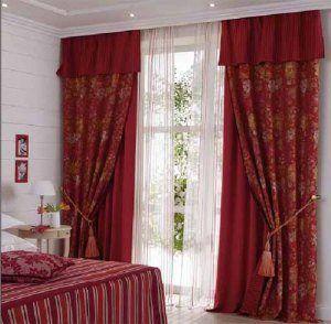 Замените шторы и плед для спальни, повесьте на стену картину – и комната преобразится