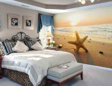 Засыпать в этой спальне приходится в мечтах о грядущем отпуске