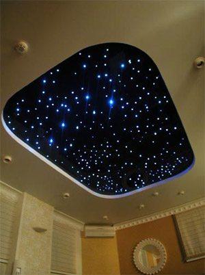 Звездное небо заставит окунуться в таинственный мир.